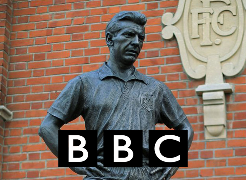 Johnny Haynes memorial unveiled outside Craven Cottage