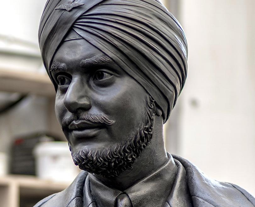 Memorial Statues